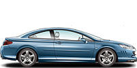 Peugeot 407 Coupe купе